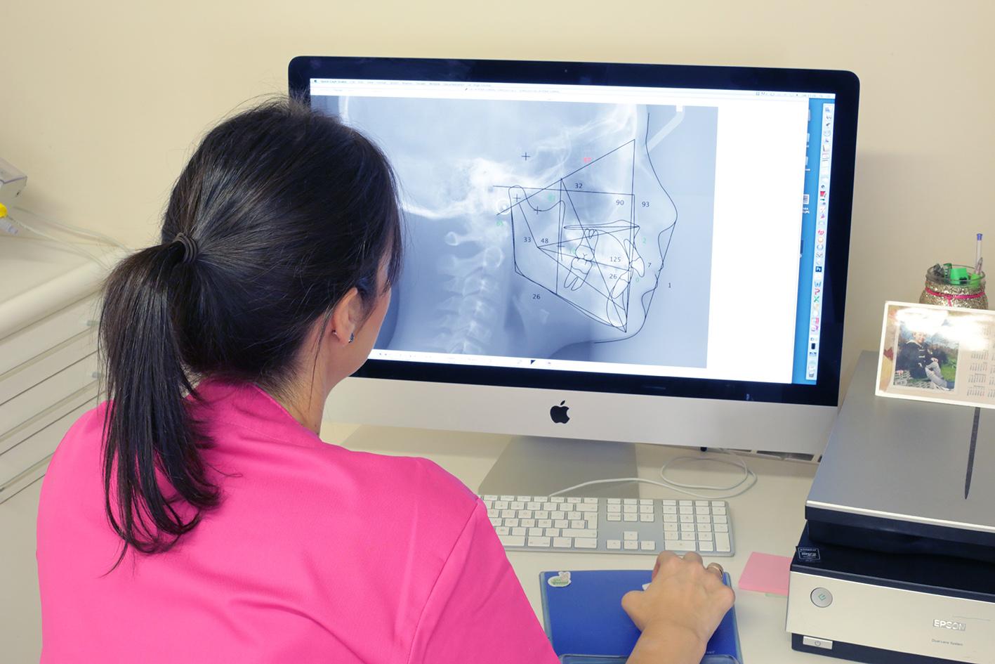 Program diagnóstico Ortodoncia Quick Ceph Studio Calidad y Tecnología en Ortodoncia Encinas